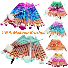 Cosmetic Brush, Moda, Belleza, Maquillaje