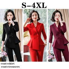 Clothing, Plus Size, Office, Spring