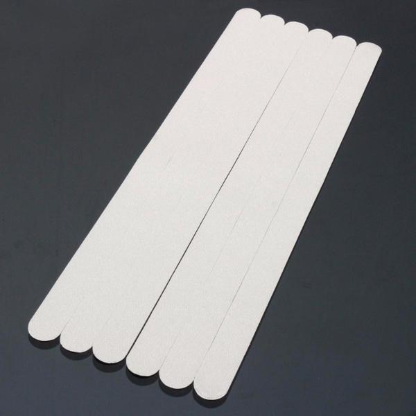 6 Pcs 12 Pcs Anti Slip Grip Stickers Shower Strips Pad 38x2x0 05cm Flooring Safety Tape Mat Applique Stickers For Bathtub Shower Wish