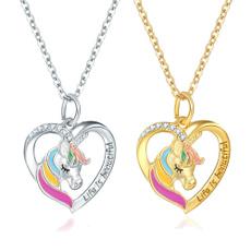 cute, Silver Jewelry, Fashion, pony