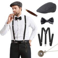 gatsbyattireformen, gatsbyaccessoriesset, Fashion, Cosplay