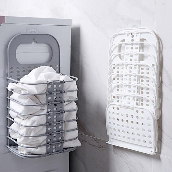 Bathroom, Laundry, Wall, Storage