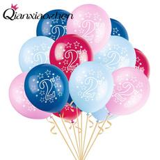 kidsbirthdaypartydecor, birthdayballoon, Balloon, 2ndbirthday
