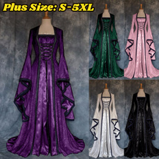 gowns, Goth, Lace, Dress