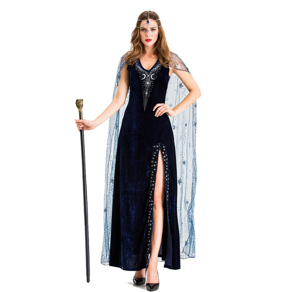 costumescosplay, quiltedmediumdresscoatswarmegyptiancotton, Halloween, dressegyptian