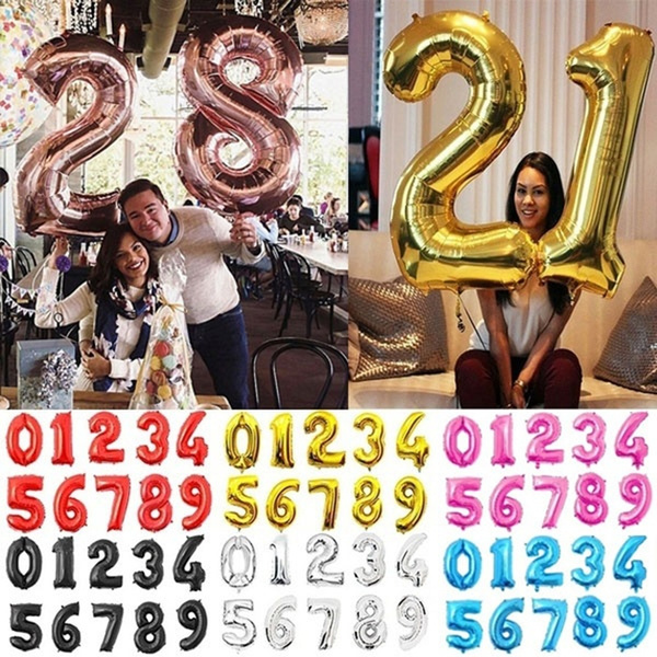 Birthday, foilballoon, Balloon, Engagement