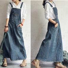 denim shorts women, Summer, Waist, denim overalls women