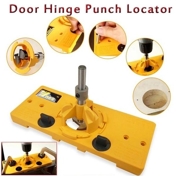 puncher, holelocator, Door, Cup