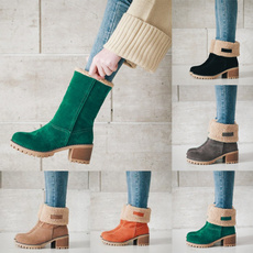 ankle boots, Womens Boots, Winter, Waterproof