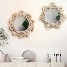 bedroom, decorativemirror, Home Decor, Beauty