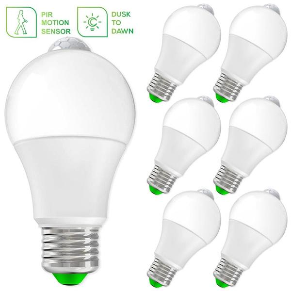 Light Bulb, Sensors, Night Light, Home & Living