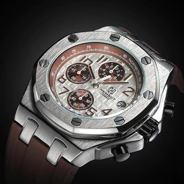 simplewatch, Watches, quartz, chronographwatch
