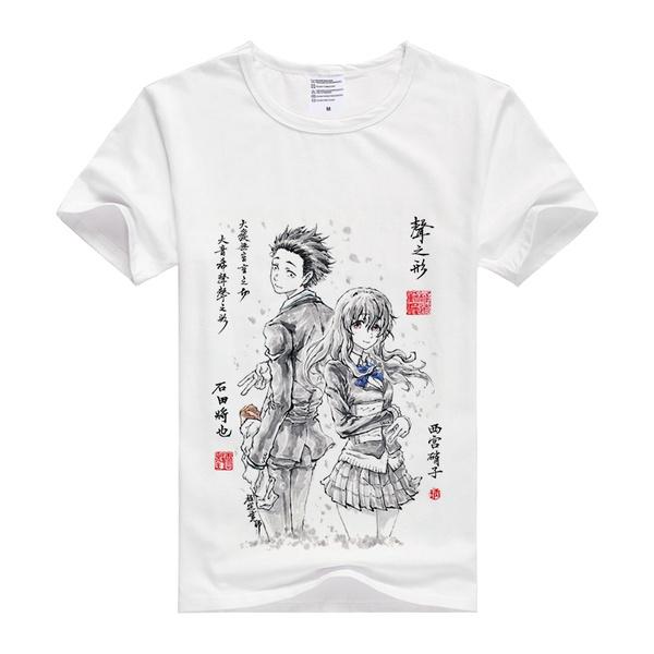 Summer, Fashion, Shirt, animeshirt