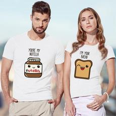 hisandhersshirt, Funny T Shirt, Cotton T Shirt, Gifts