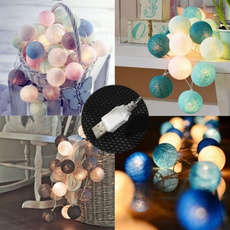 Cotton, patiolight, led, usb