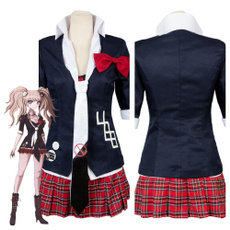 danganronpa, Fashion, Cosplay, Shirt