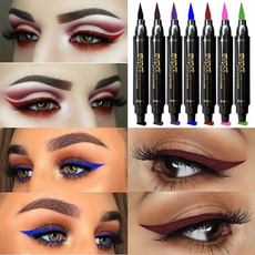 Fashion, brown, cosmetic, eyelinerpen