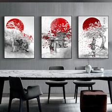 japanesepainting, japanesehomedecor, art, Home Decor
