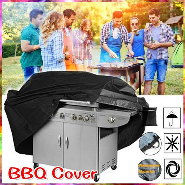 Grill, bbqcover, Garden, grillcover