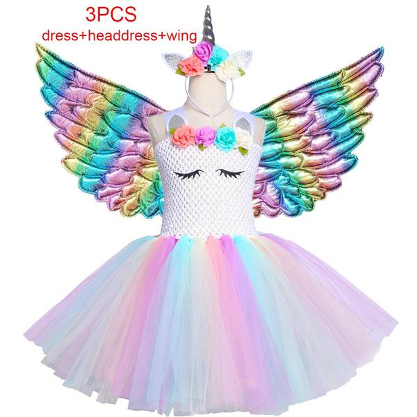 tulle, Cosplay Costume, Dress, Halloween