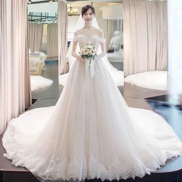 Korean Style Wedding Dress Off 63 Www Daralnahda Com