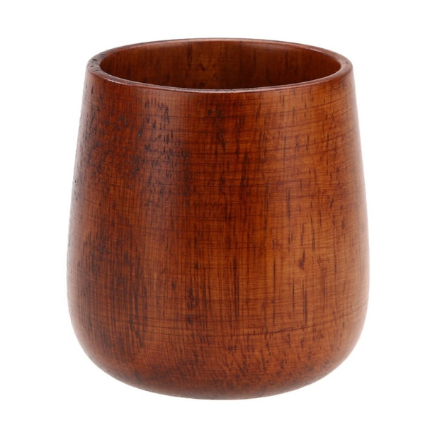 Cup, Wooden, homeaccessorie, Health & Beauty