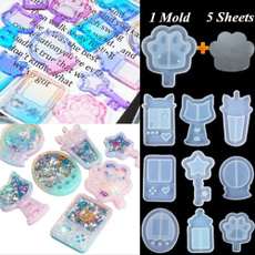 gaes, Console, Jewelry, Crystal