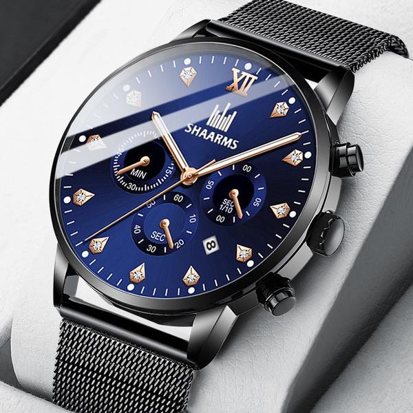 Fashion, business watch, Waterproof, Watch