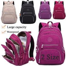 School, techampgadget, Waterproof, School Backpack