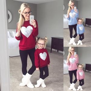 Fashion, Shirt, Family, Long Sleeve