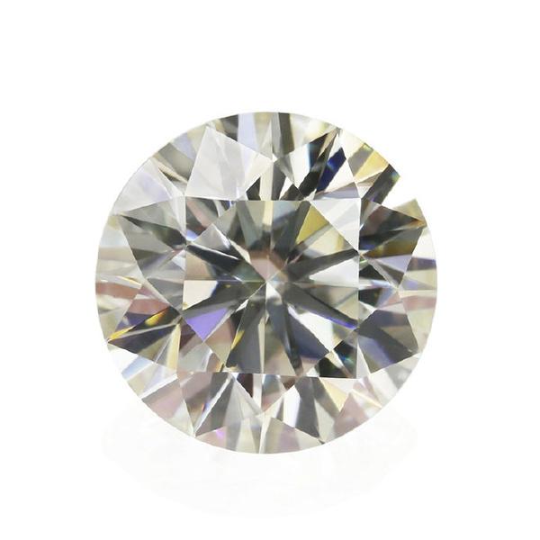 moissanite, 8MM, DIAMOND, Jewelry