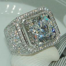 Sterling, Fashion, 925 sterling silver, wedding ring