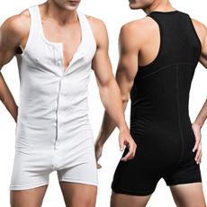 nightwearmen, Underwear, Slim Fit, Necks