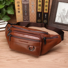 Fashion, Belt Bag, Men, Cross