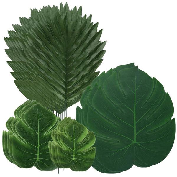 Turtle, Plants, leaf, Hawaiian