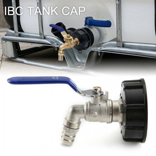 Faucet Tap, Tank, ibctankcap, ibctankadapter