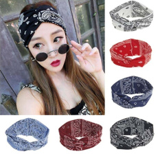 elasticheadband, fashionband, Elastic, headwear