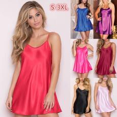 sexy sleepwear dress, nightwear, Plus Size, sexy lingerie hot