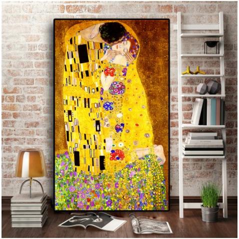art, Home Decor, canvaspainting, Home & Living
