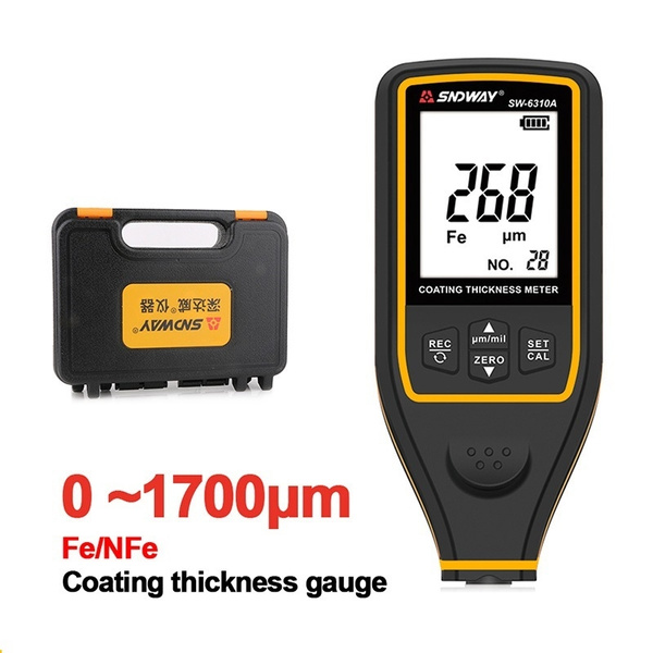 measuringinstrument, carthicknesstester, coatingthickne, Cars