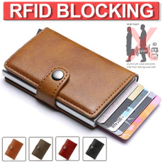 case, Card Holder Wallet, Aluminum, rfidwallet