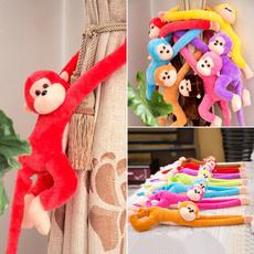 Stuffed Animal, cute, Toy, monkey
