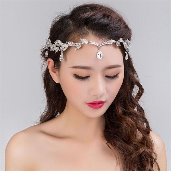 Head, Fashion, Chain, Bride