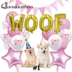 happybirthday, latex, dogfootprint, Pets