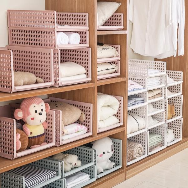 Baskets, clothesorganizerbasket, snackscontainer, Home & Living