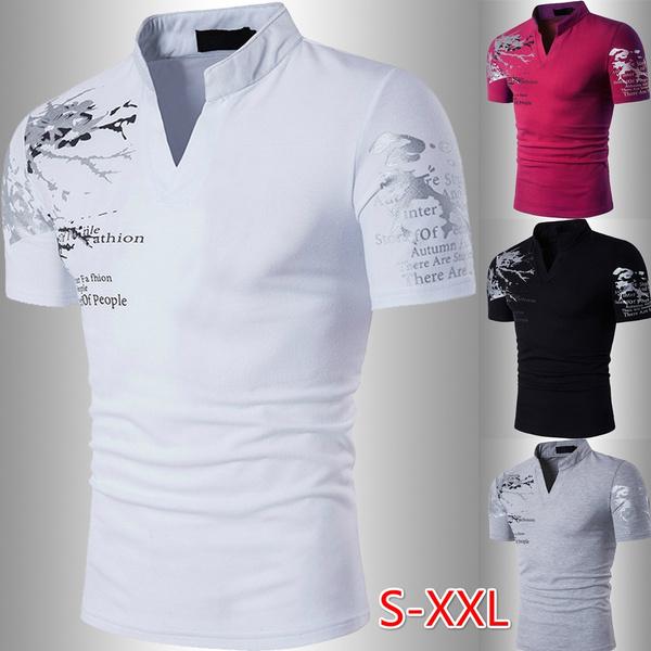 Summer, slim, Sports & Outdoors, summer t-shirts