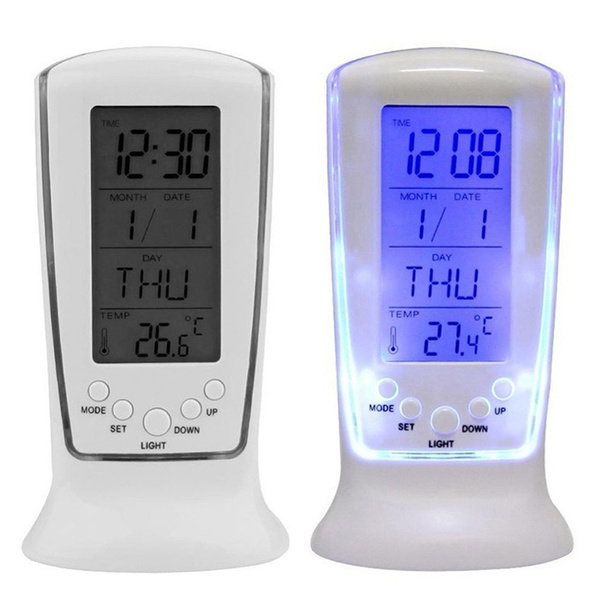 smartclock, led, Home, thermometerclock