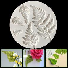 Bakeware, Plantas, Flowers, fondantmold