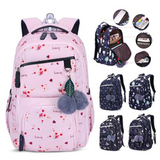 Laptop Backpack, student backpacks, School, Waterproof