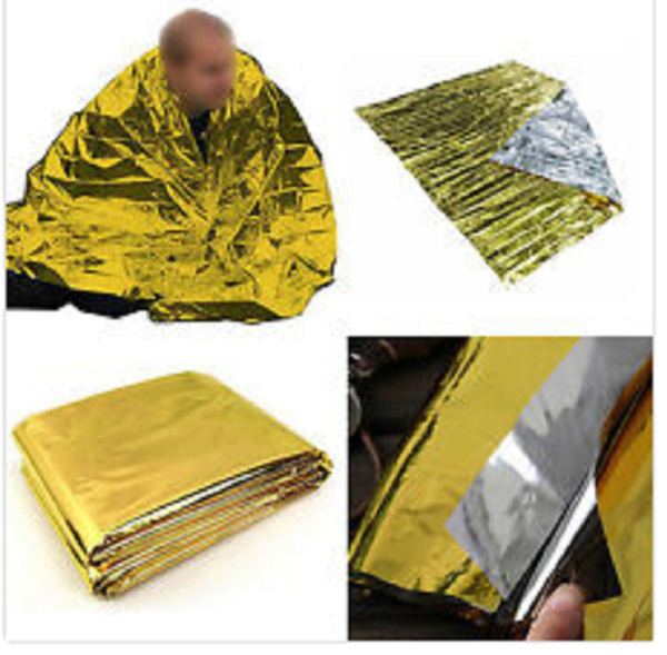 First Aid, emergencyblanket, solarbranket, Outdoor